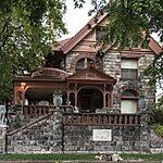 Molly Brown House Museum Denver, USA