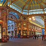 Leadenhall Market London, United Kingdom