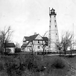 North Point Light Station Milwaukee, USA