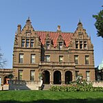 Captain Frederick Pabst Mansion Milwaukee, USA