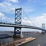 Benjamin Franklin Bridge Philadelphia, USA