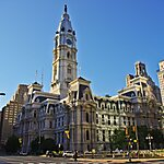Philadelphia City Hall Philadelphia, USA