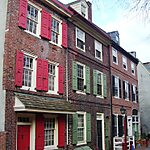 Elfreth's Alley Museum Philadelphia, USA