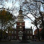 Independence Hall Philadelphia, USA