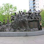 The Irish Memorial Philadelphia, USA