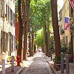 Old City Philadelphia, USA