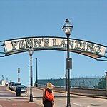 Penn's Landing Philadelphia, USA