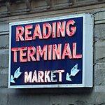 Reading Terminal Market Philadelphia, USA