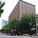 The Heathman Hotel Portland, Oregon, USA