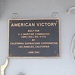 SS American Victory Tampa, USA