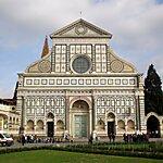Basilica Santa Maria Novella Florence, Italy