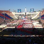 Los Angeles Memorial Coliseum Los Angeles, USA