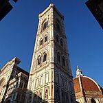 Campanile Di Giotto Florence, Italy