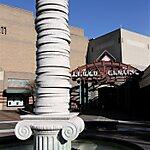 Lloyd Center Portland, Oregon, USA