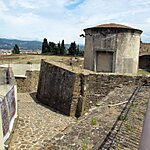 Forte di Belvedere Florence, Italy