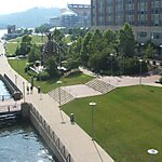 North Shore Riverfront Park Pittsburgh, USA