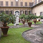 Palazzo Medici Riccardi Florence, Italy