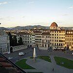 Piazza di Santa Maria Novella Florence, Italy