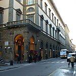 Via de' Tornabuoni Florence, Italy