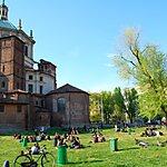 Parco delle Basiliche Milan, Italy
