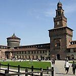 Castello Sforzesco Milan, Italy