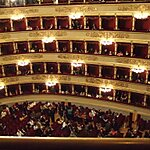 Teatro alla Scala Milan, Italy
