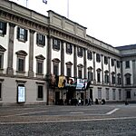 Palazzo Reale Milan, Italy