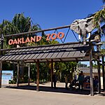 Oakland Zoo Oakland, California, USA