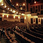 The Hippodrome Theatre at the France-Merrick Performing Arts Center Baltimore, USA