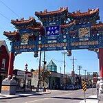 Ottawa Chinatown Arch Ottawa, Canada