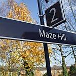 Maze Hill London, United Kingdom