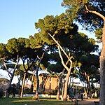 Parco del Colle Oppio Rome, Italy