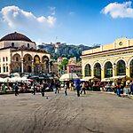 Πλατεία Μοναστηρακίου Athens, Greece