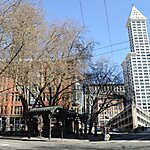 Pioneer Square Seattle, USA