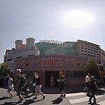 Moe's Tavern Los Angeles, USA