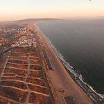 Los Angeles Airport/El Segundo Dunes/Surfridge Los Angeles, USA