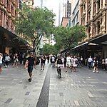 Pitt Street Mall Sydney, Australia