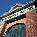 St. Lawrence Market South Toronto