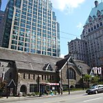 Christ Church Cathedral Vancouver