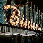 Binion's Gambling Hall and Hotel Las Vegas, USA