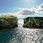 Isola la Gaiola Naples, Italy