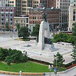 Confederation Square Ottawa