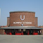 S Olympiastadion Berlin, Germany