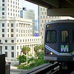 Government Center Metromover Station Miami, USA