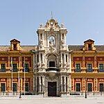 Palacio de San Telmo Seville, Spain