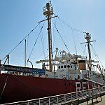Lightship Relief Oakland, California, USA