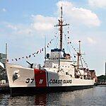 USCGC Taney Baltimore, USA