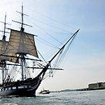 USS Constitution Boston, USA