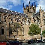 St Mary's Cathedral Sydney, Australia