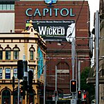 Capitol Theatre Sydney, Australia